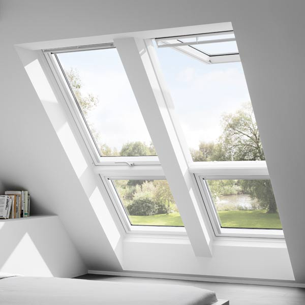 velux systeml sung lichtband kunststoff gpu g nstig kaufen bei dachgewerk. Black Bedroom Furniture Sets. Home Design Ideas