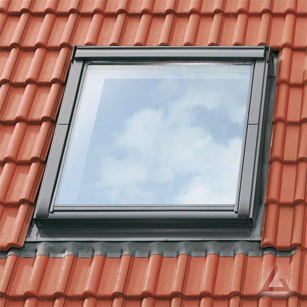 velux eindeckrahmen im dachgewerk dachfenster shop. Black Bedroom Furniture Sets. Home Design Ideas