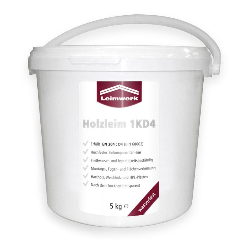 Leimwerk Holzleim 1KD4