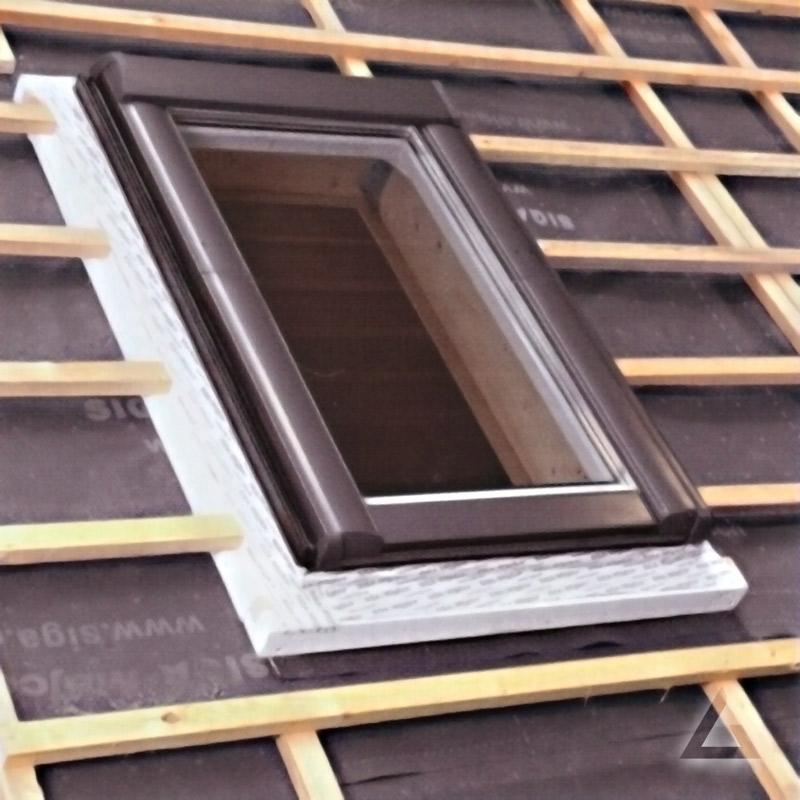 roto montage d mm und anschlussrahmen ezb mda im. Black Bedroom Furniture Sets. Home Design Ideas
