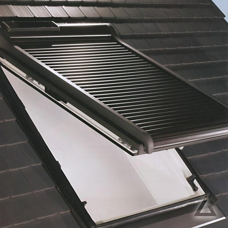 Roto Solar Rollladen ZRO