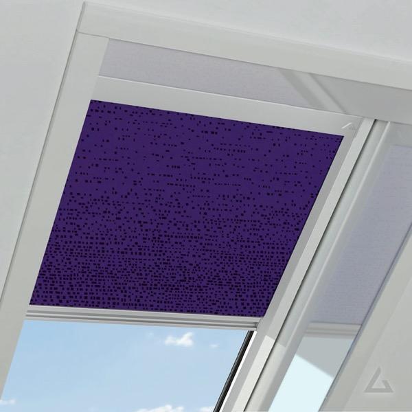 roto verdunkelungsrollo zrv alle ausf hrungen bei dachgewerk. Black Bedroom Furniture Sets. Home Design Ideas