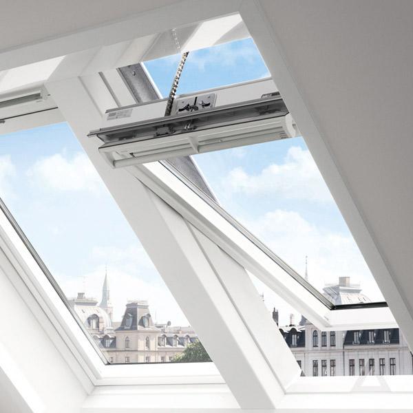 Dachfenster Elektrofenster