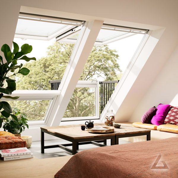 Dachfenster Systemlösungen
