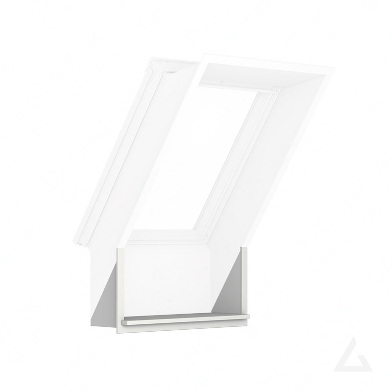 Beliebt VELUX Zusatzelement LEI MK00 2000 Abseite weiß günstig kaufen bei TW59