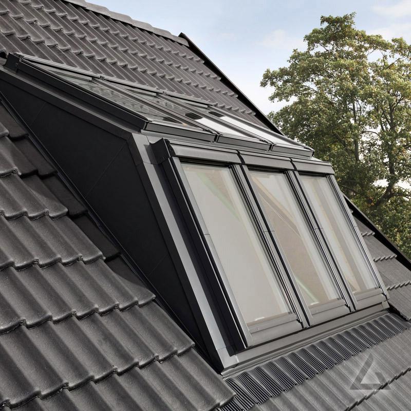 velux lichtl sung panorama drilling gpu kunststoff g nstig kaufen bei dachgewerk. Black Bedroom Furniture Sets. Home Design Ideas