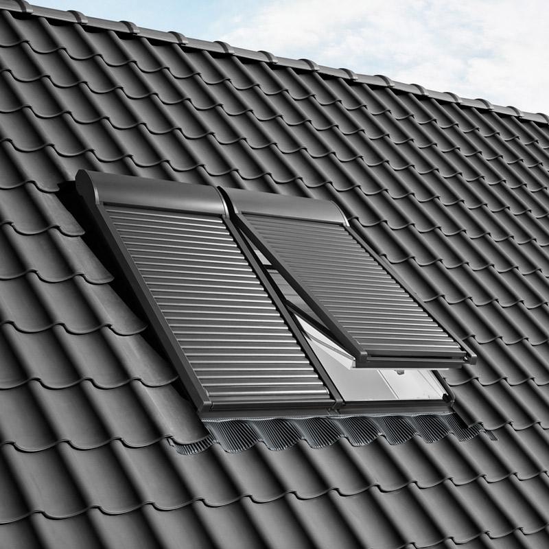 aktuelles Styling neues Erscheinungsbild erster Blick VELUX Manueller Rollladen SHL Handbedienung günstig kaufen ...