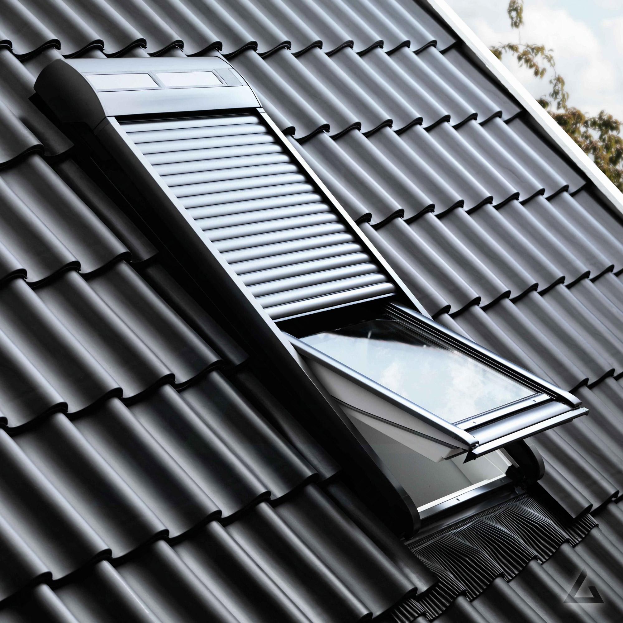 Velux Solar Rollladen Ssl Günstig Kaufen Bei Dachgewerk