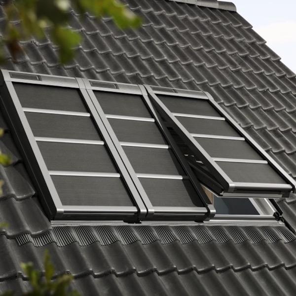 Solar Verdunkelungs Markise SSSS für Lichtlösung 3 IN 1