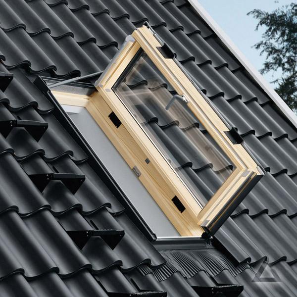 Wohn Ausstiegsfenster GXL mit Türfunktion