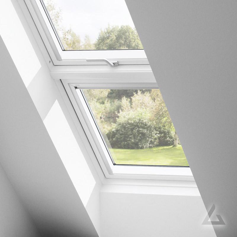 velux zusatzelement dachschr ge kunststoff giu im dachgewerk online shop. Black Bedroom Furniture Sets. Home Design Ideas