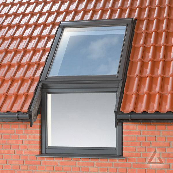 VELUX Zusatzelement Fassade VFB